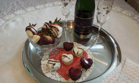 Bubbly and Sweets